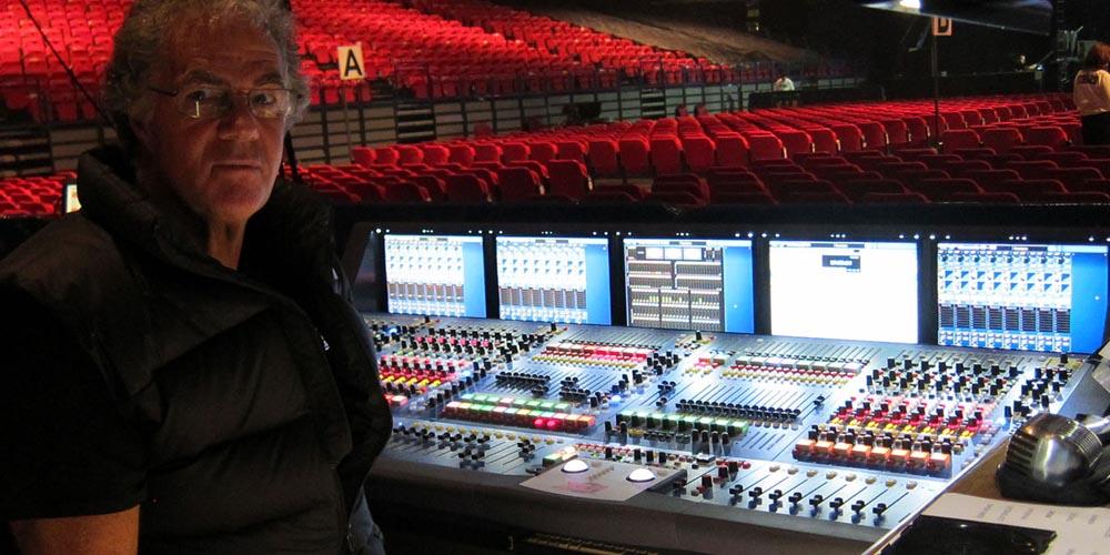 Sound Engineer Roger Lindsay on Starting Out