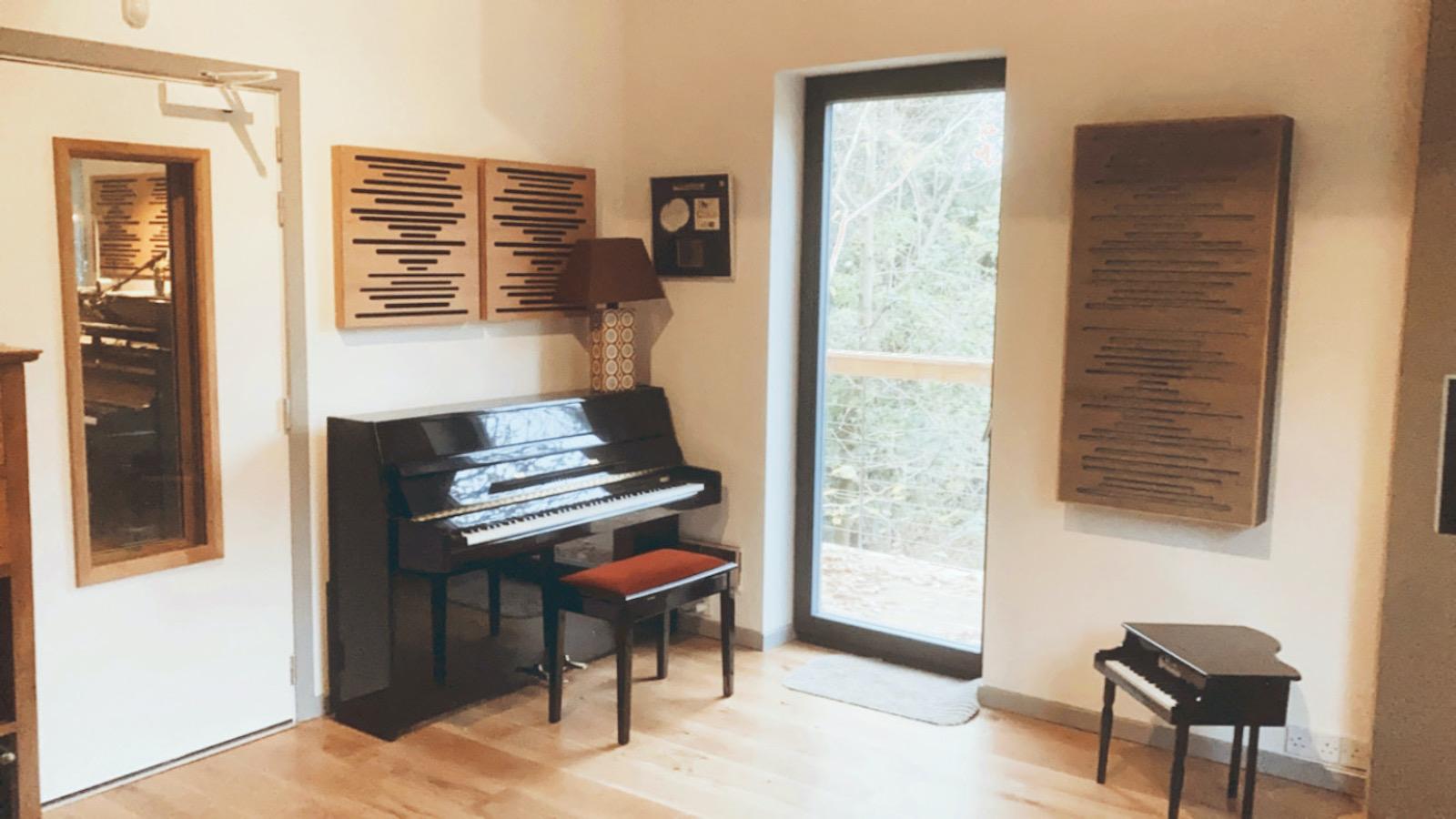 Sounding Out Home Studio Acoustics