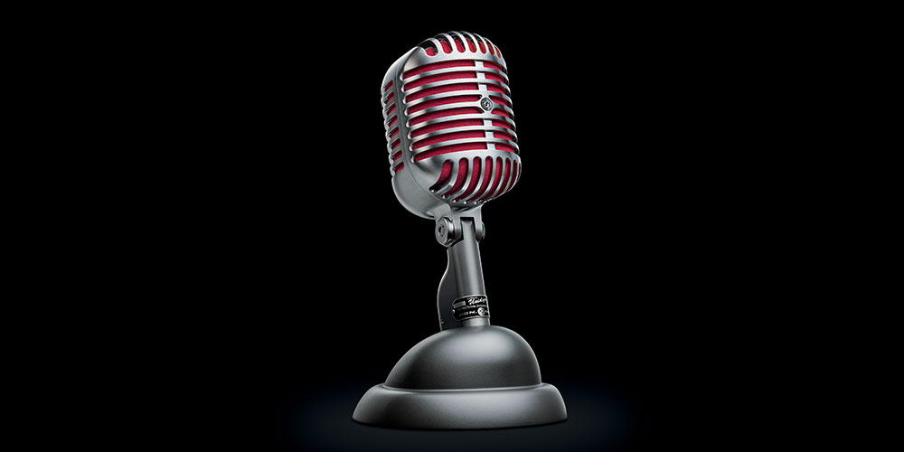 Special Webinar Event:  The History of the Shure Unidyne