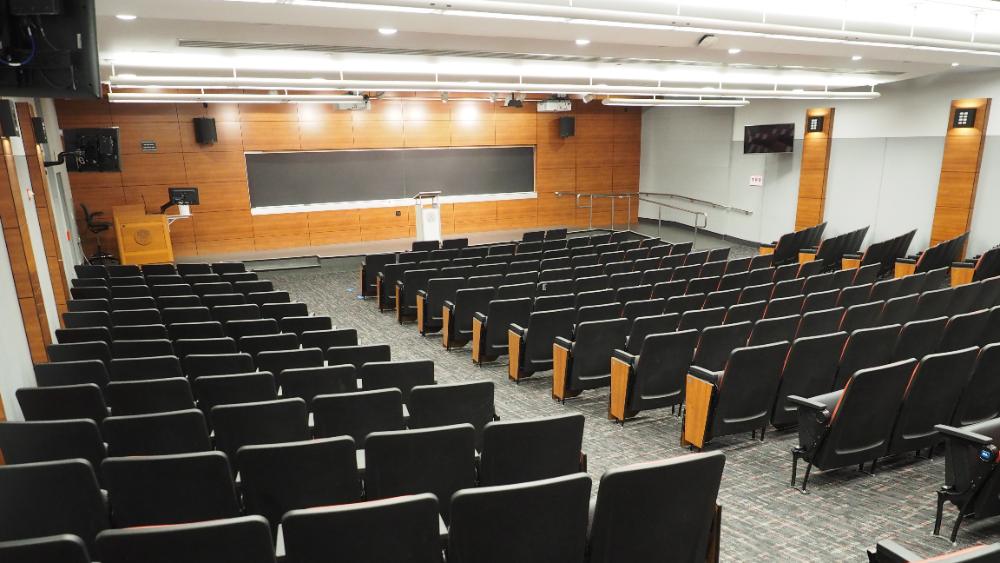 USC classroom