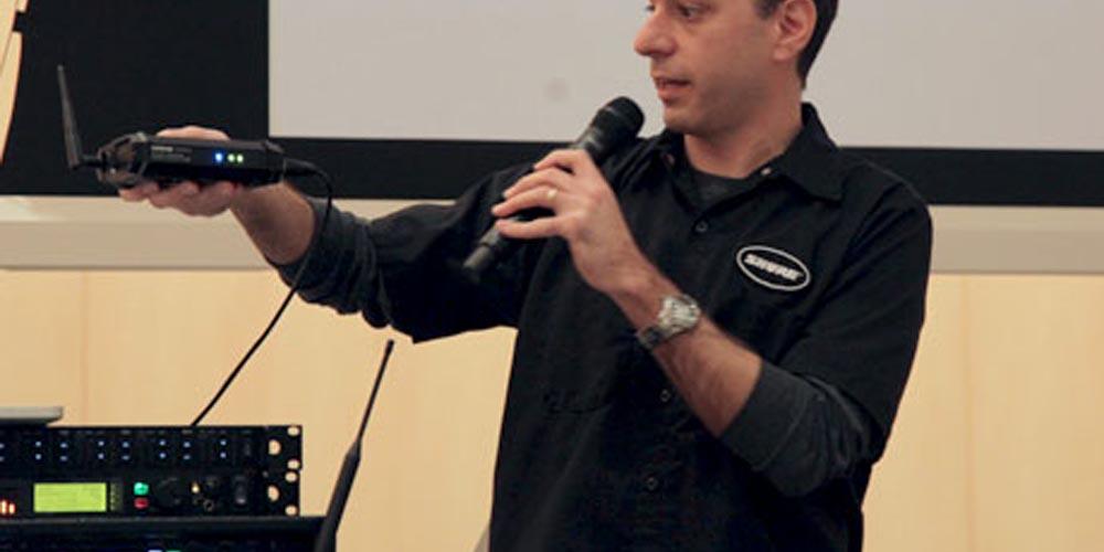 Talkin' Mic Basics with Shure's Gino Sigismondi: Choosing the Right Mic