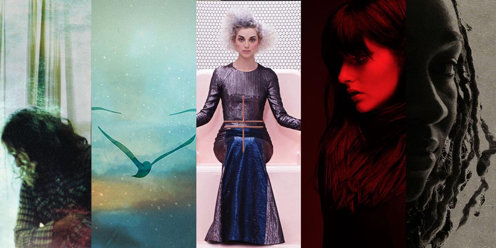 The Shure Blog Team's Favorite Albums of 2014