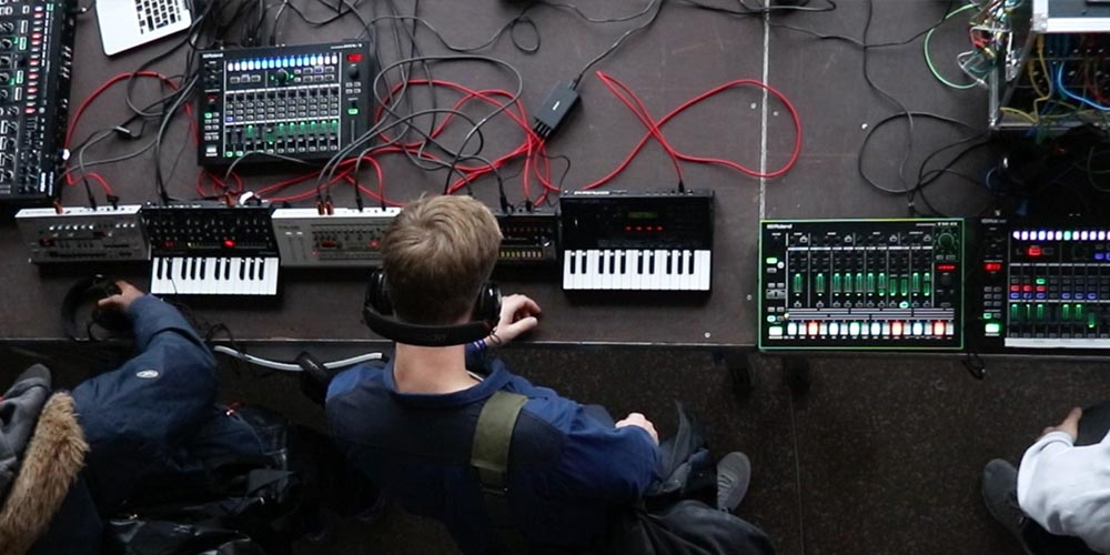The Sounds Around You: A Mobile Recording Workshop