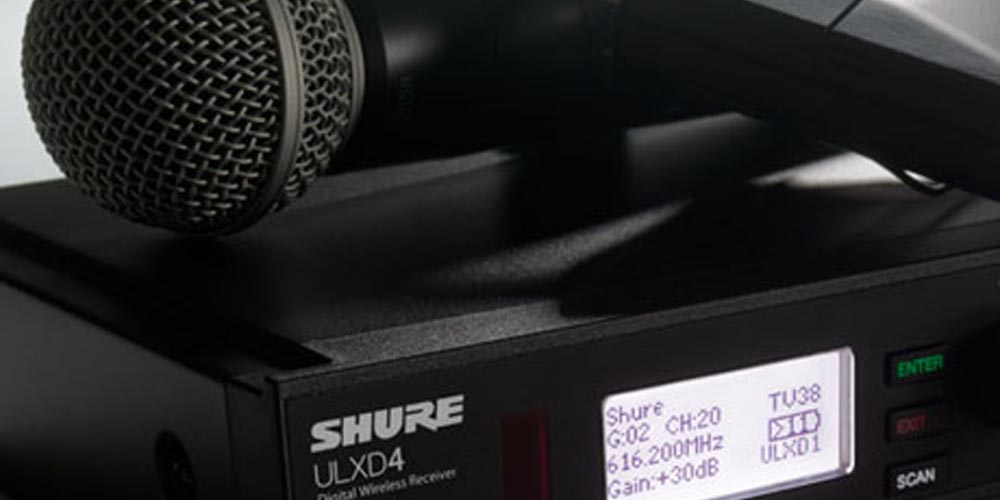 ULX-D Digital Wireless in the H50 Band: FAQs