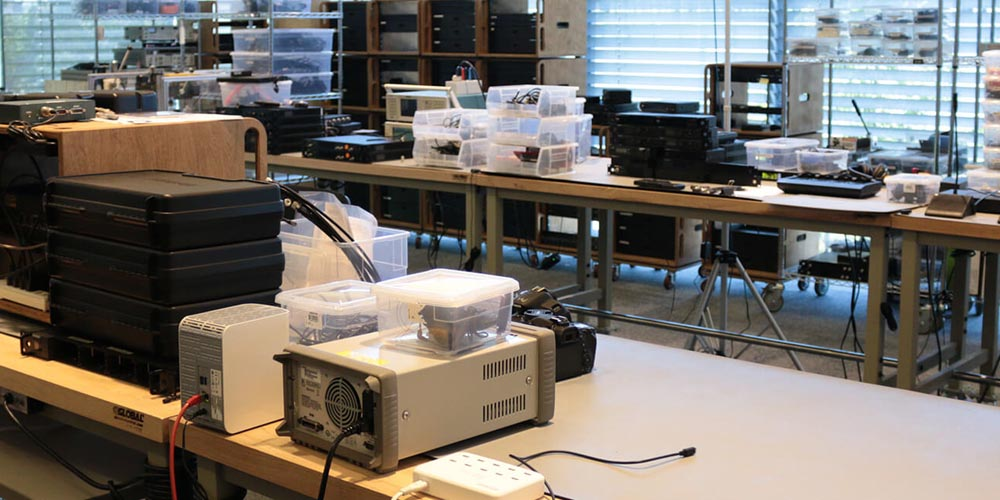 What Happens in the Shure Product Validation Lab
