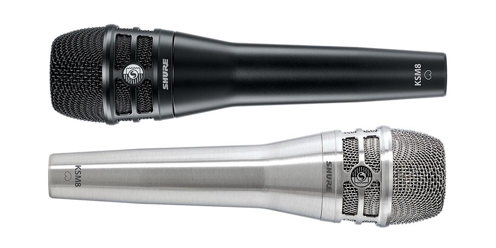 What is Dualdyne? Understanding the Shure KSM8