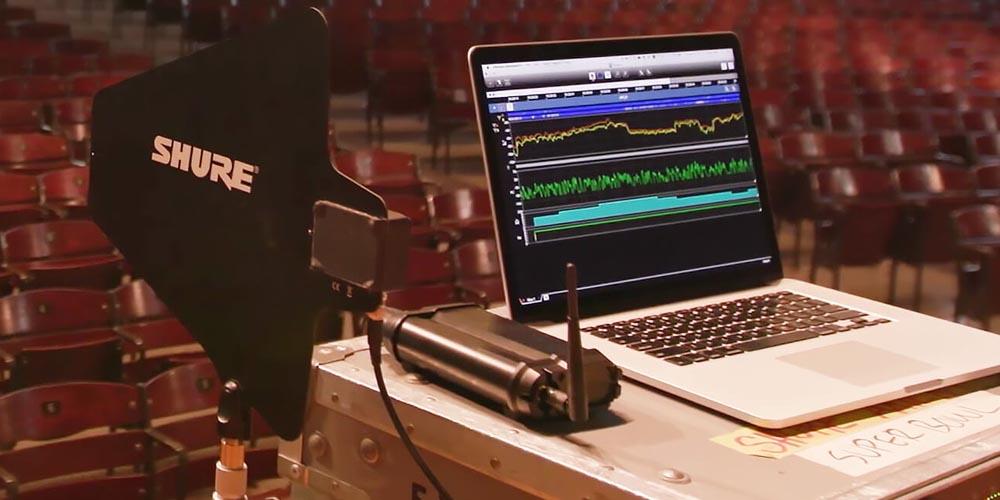 Wireless Audio Software Trends and Shure Updates: Wireless Workbench 6.12 & ShurePlus Channels 1.3