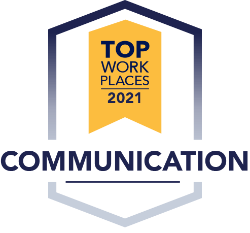 Communication Top Workplaces 2021 USA