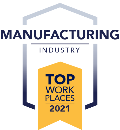 Manufacturing Industry Top Workplaces 2021 USA