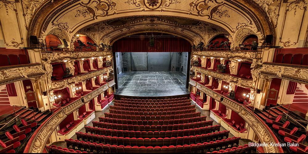 Protones bringt Axient Digital ins Deutsche Schauspielhaus