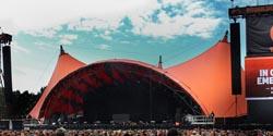 Shure Axient Digital  Mainstage van Roskilde Festival gebruikt Shure Axient Digital