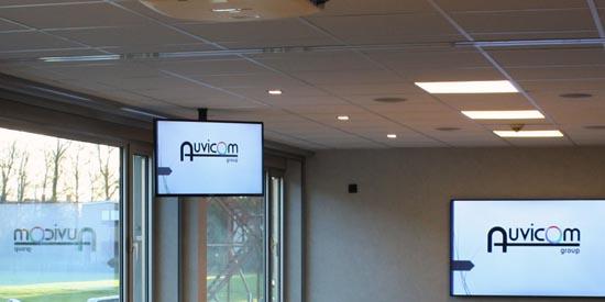 Le MXW de Shure pour l'Institut d'Aéronomie Spatiale de Belgique