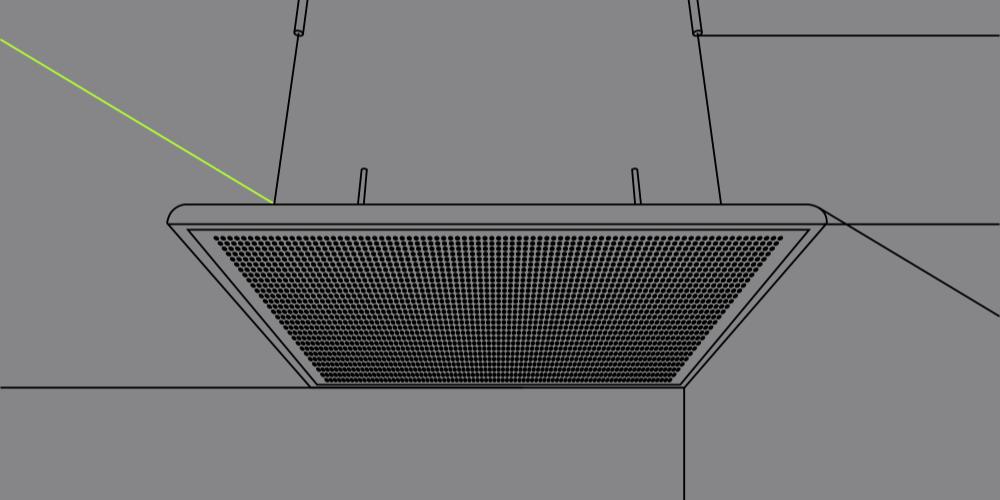 Civista Bank Integrates Shure MXA910 Ceiling Arrays for Convertible Board Room