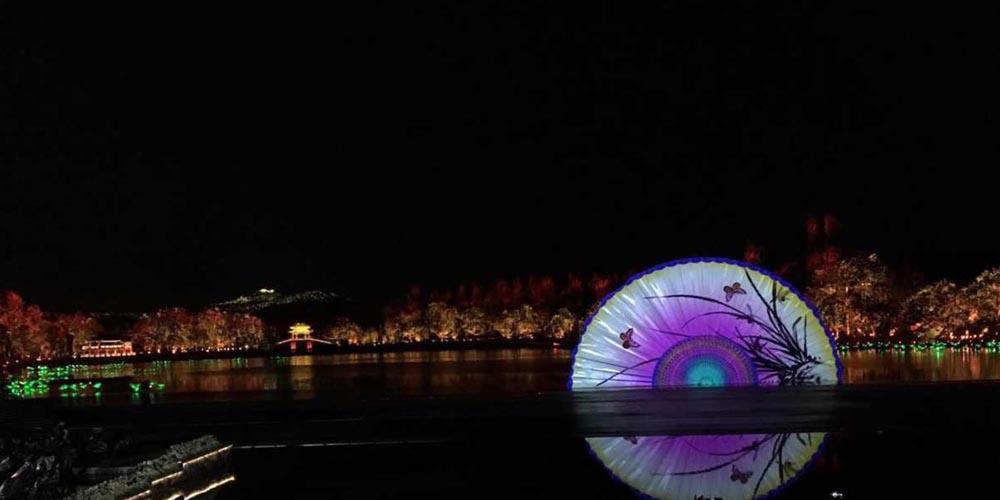 千年西湖上的技•艺共舞——舒尔闪耀《最忆是杭州》