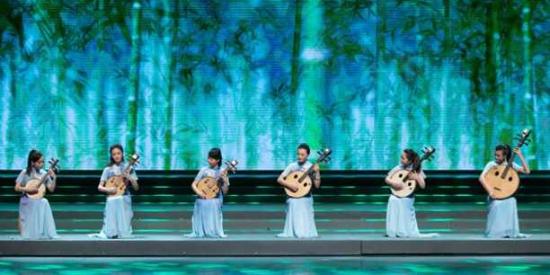 舒尔无线系统为《海上生民乐》完美诠释民族音乐的独特魅力