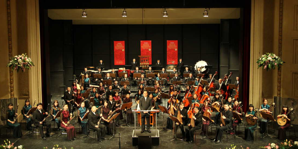 舒尔ULX-D数字无线系统完美原音呈现上海民族乐团欧洲巡演音频
