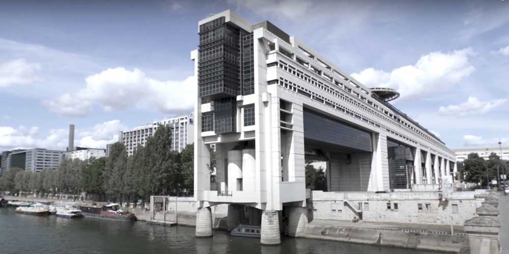The French Ministry of Economy and Finance chooses MXCW
