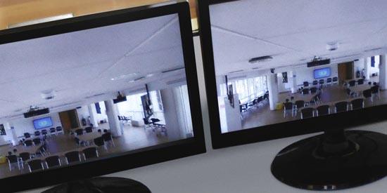 SHURE MXW И DCS 6000 в Учебном центре Международной организации труда, Турин