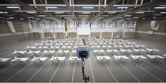 Shure Microflex Complete Wireless Ensures Continuity for a German District Council