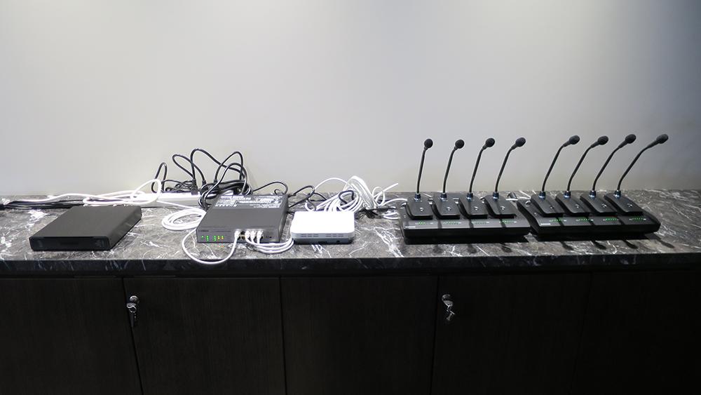 IntelliMix P300とMicroflex® Wireless
