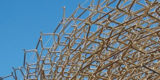 Utilisé dans le Pavillon britannique, lauréat de plusieurs prix lors de l'Expo 2015 à Milan