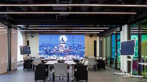 Эффективное agile-пространство для научно-технического центра