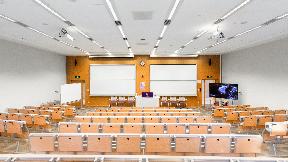 NYU Shanghai Lecture Hall