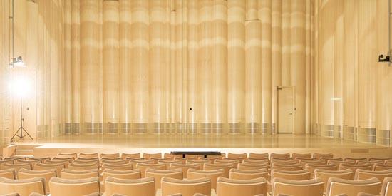 SHURE ULX-D используется в Центре Искусств Нью-Йоркского университета в Абу-Даби
