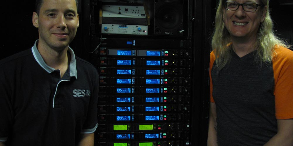 Seamless integration and superb RF mark Axient Digital deployment at Guthrie Theater