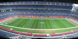 Shure Axient® Wins Big at Home of the Denver Broncos