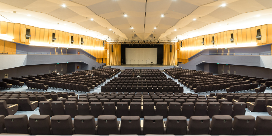 Shure QLX Digital and BLX Wireless Systems Brings Structure and Resistance to Volvo Congress Center in Bologna