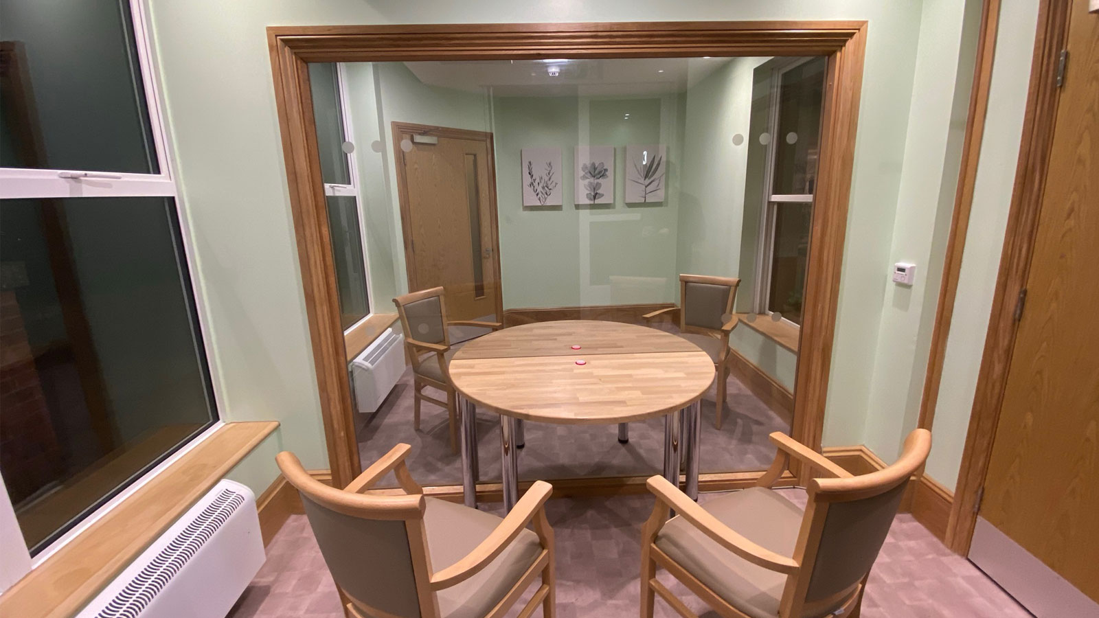 Shure & SFL Provides Covid Secure Solution to Keep Care Home Residents Connected to Family and Friends