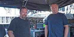 Shure のAXTがブルース・スプリングスティーンの「レッキング・ボール」ツアーで活躍