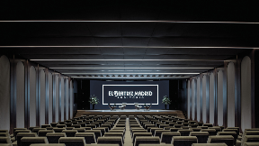 Shure QLX-D and Microflex Complete Digital Conferencing System Upgrades the El Beatriz Madrid Auditorium