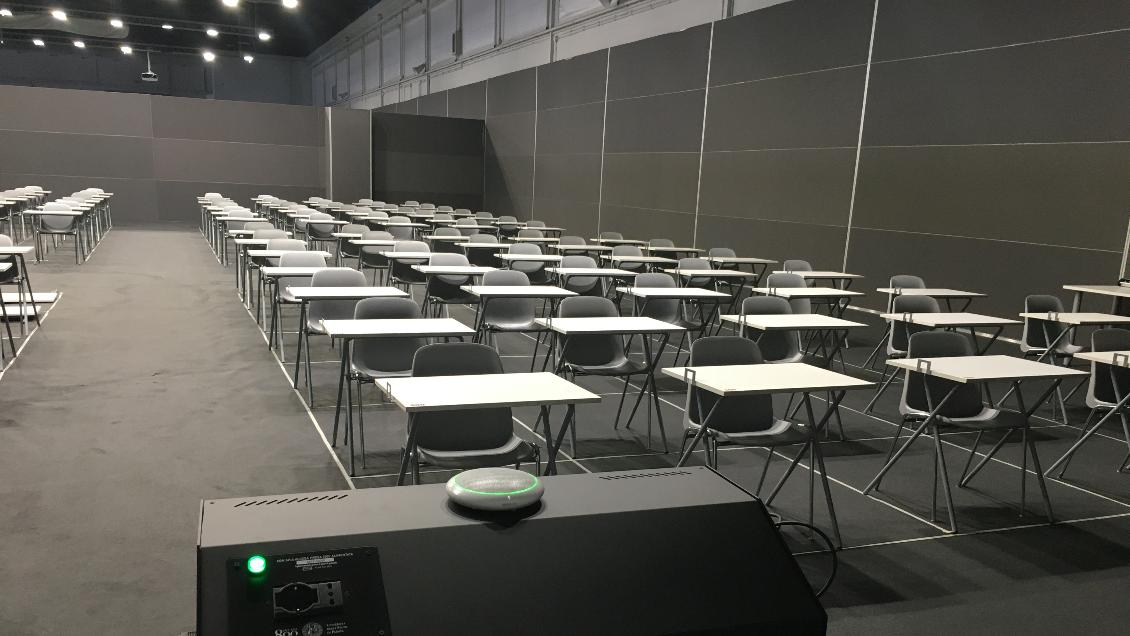 University of Padua Renovates Its Classrooms with MXA310 Table Array Microphones
