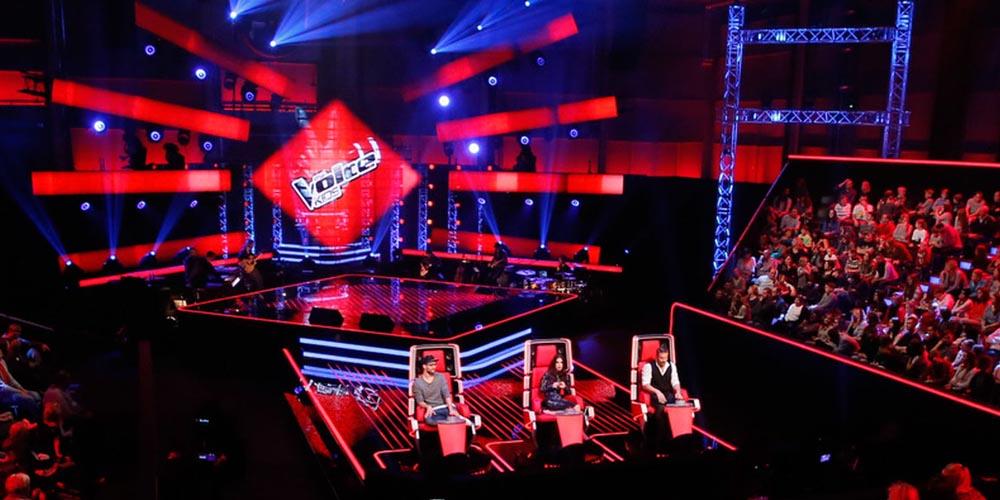 БЕСПРОВОДНЫЕ МИКРОФОНЫ ULX-D Использовались на немецкой версии ТВ-шоу