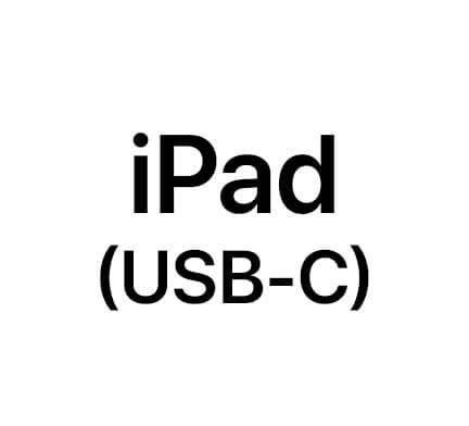 iPad (USB-C)