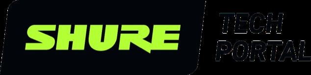 Shure Tech Portal