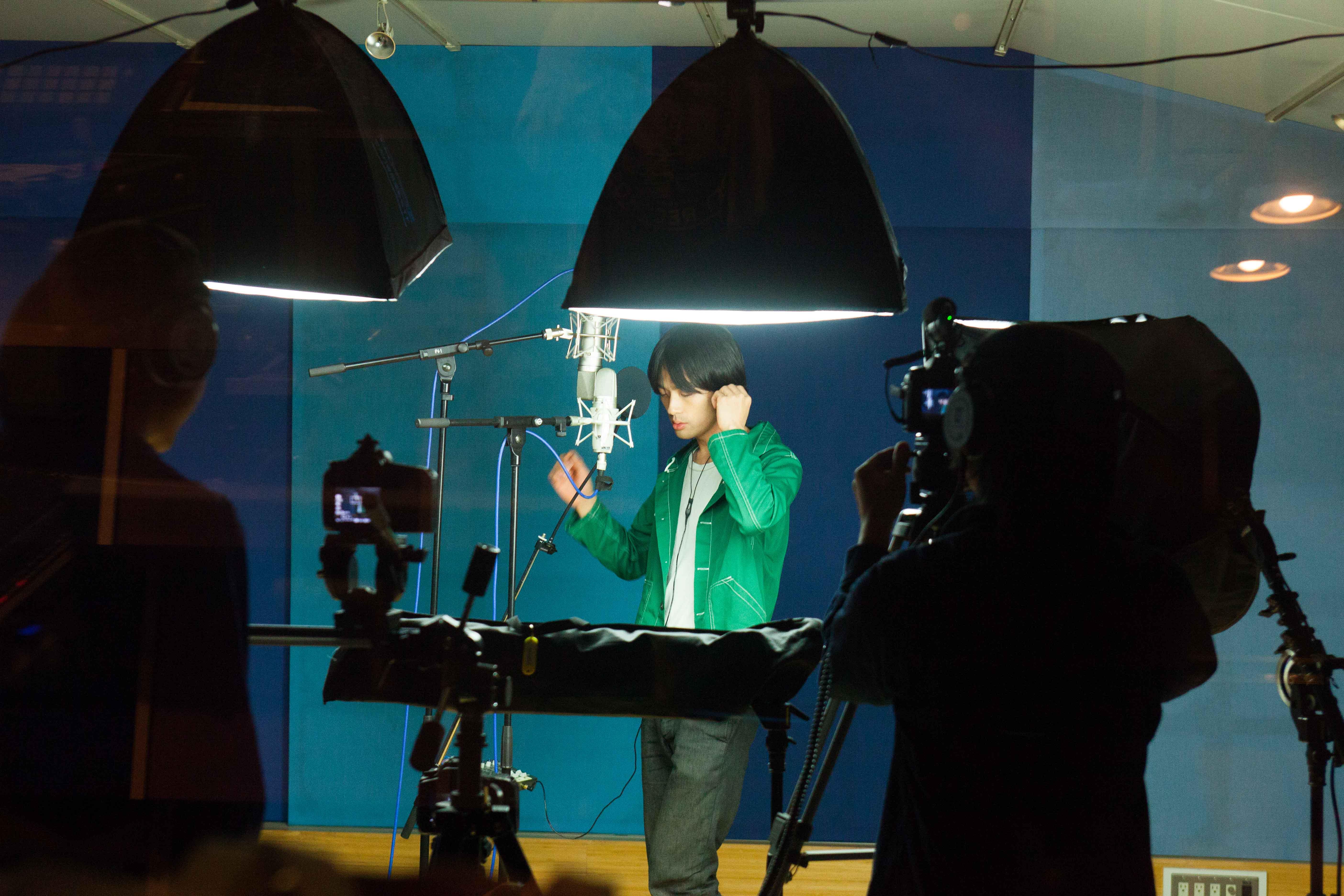 Vocal: KSM44A & SM7B