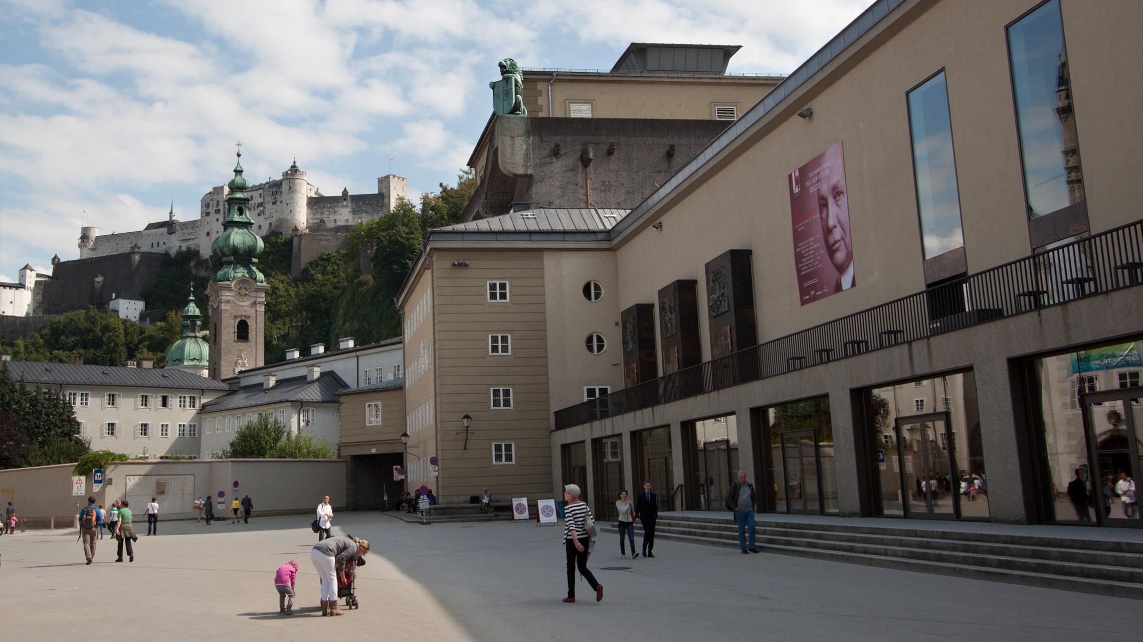 Axient At The Salzburg Festival