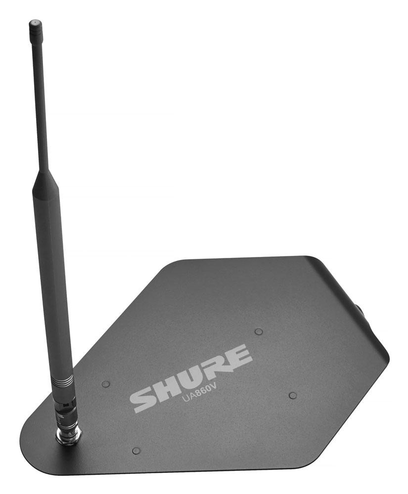 Shure UA860V Ground-Referenced VHF Dipole