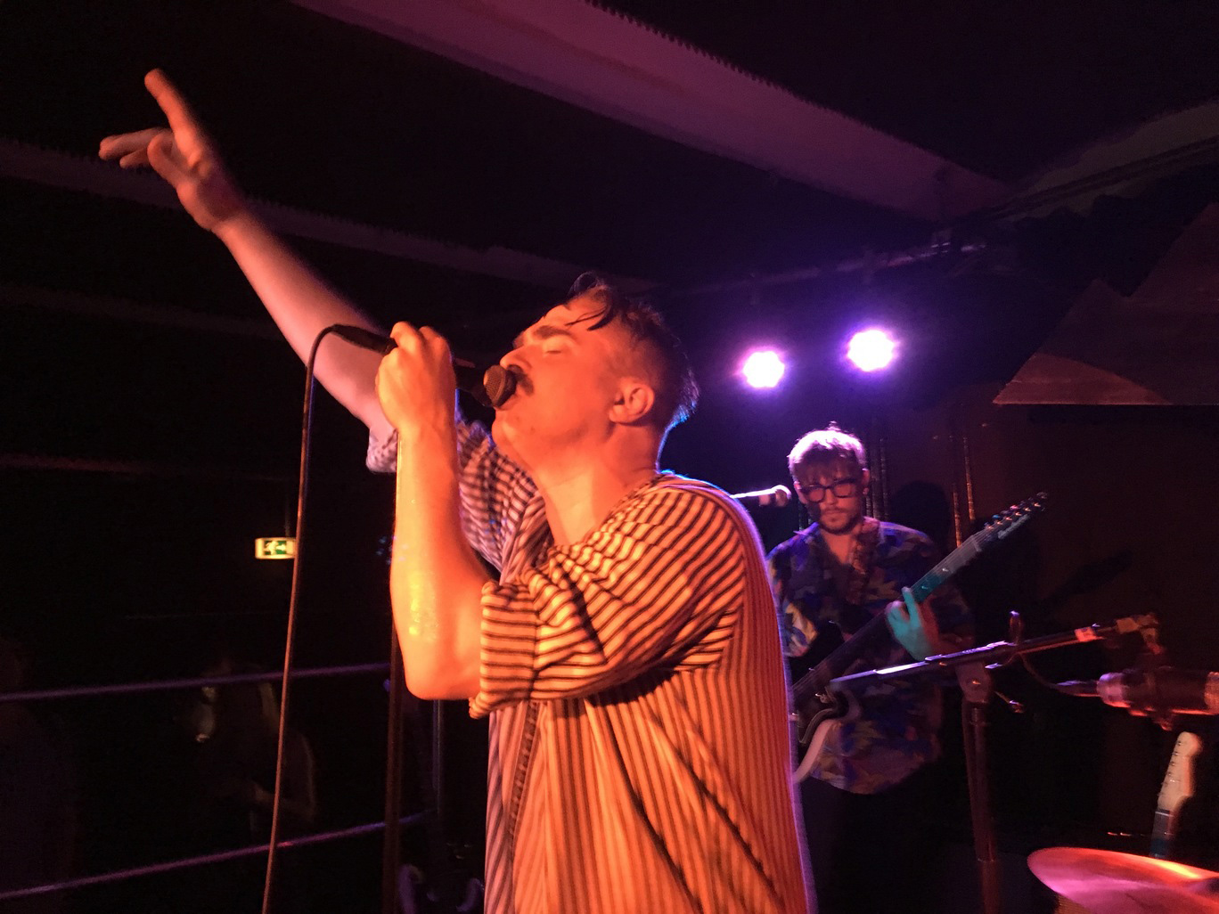 Olsson Performing at FluxBau