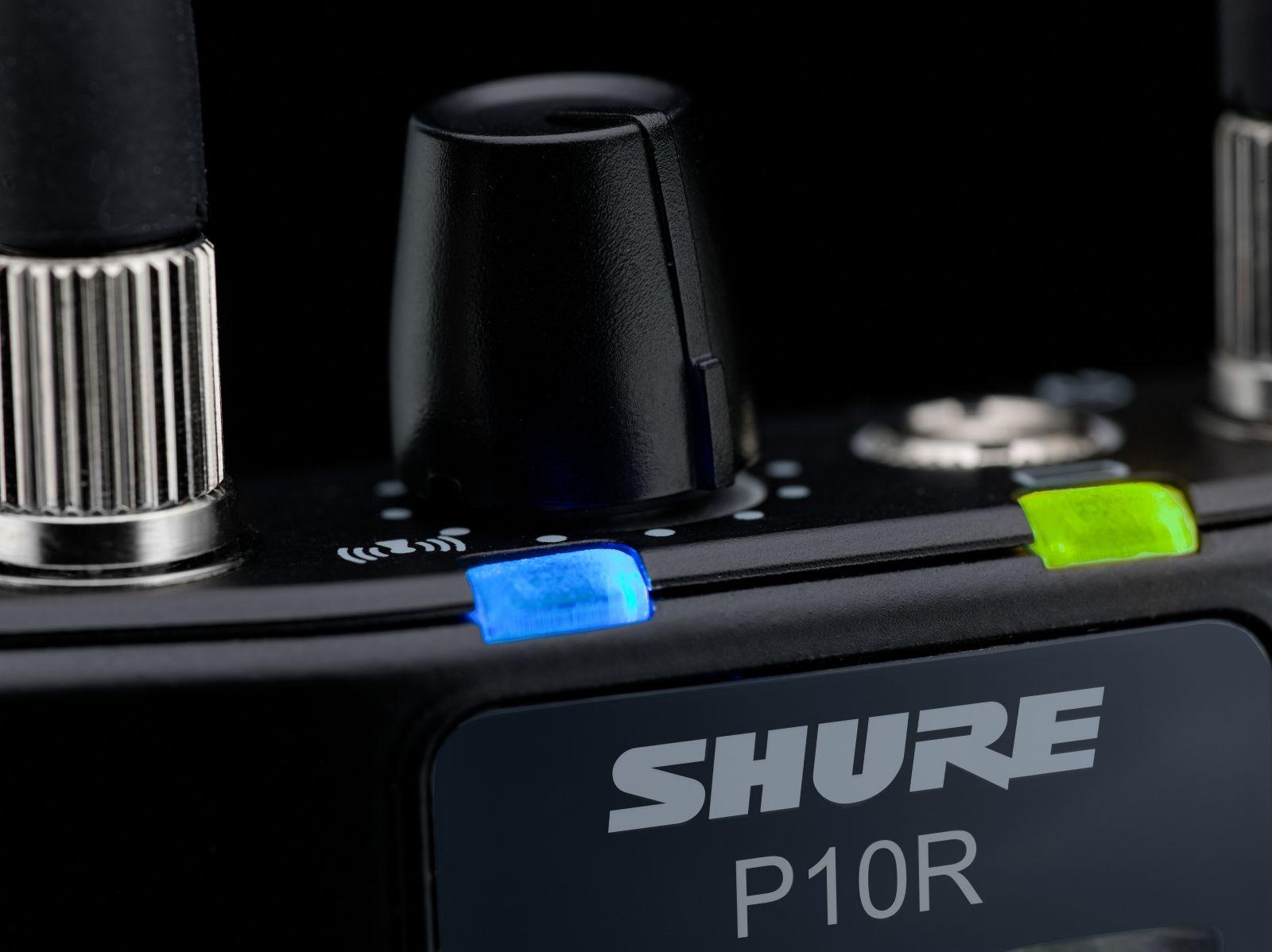 Shure P10R