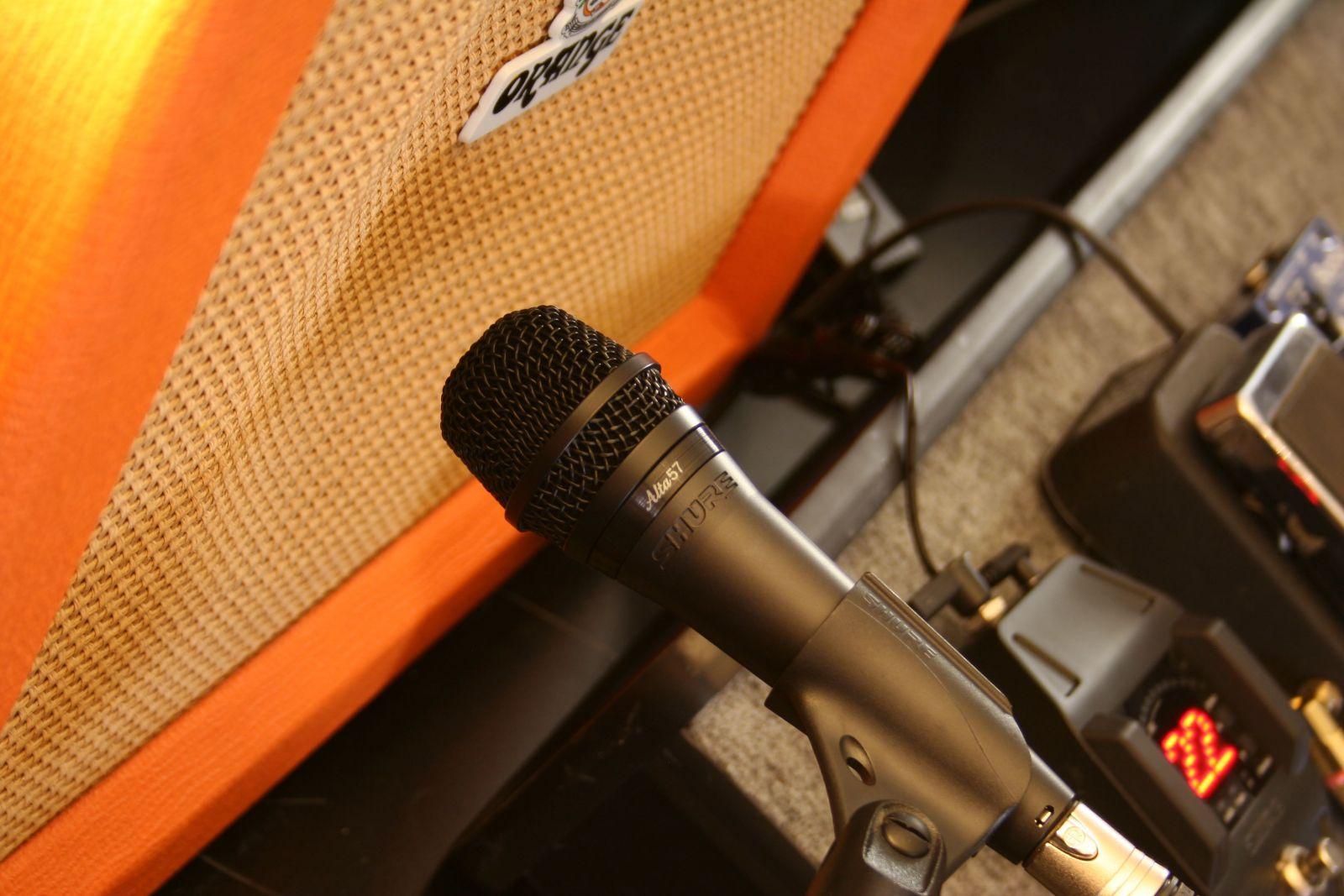PGA57 dynamic mic