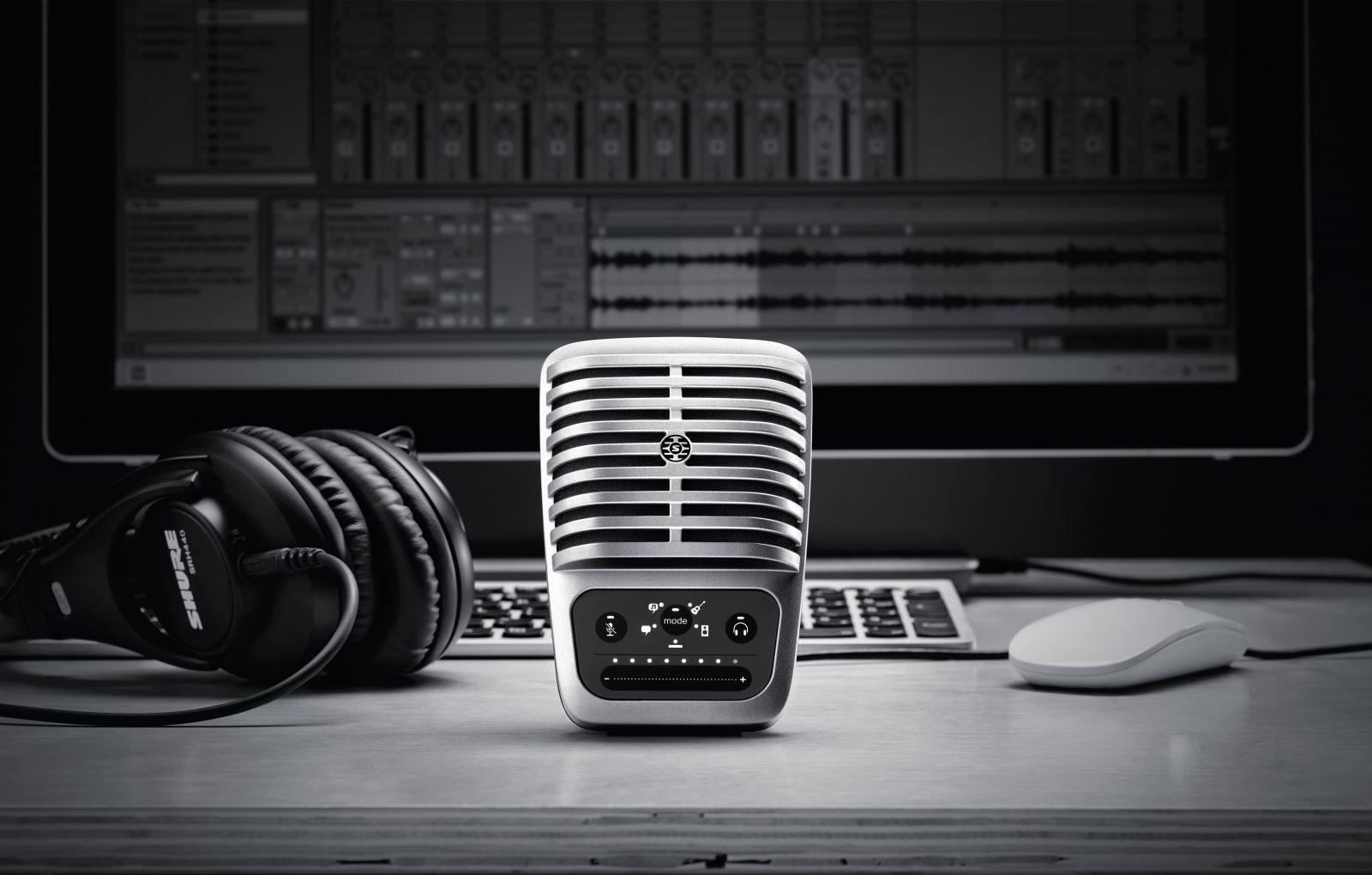 Shure MV51 Podcasting Condenser Mic