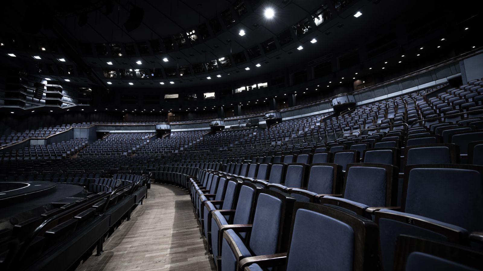 Friedrichstadt-Palast Sitzplätze