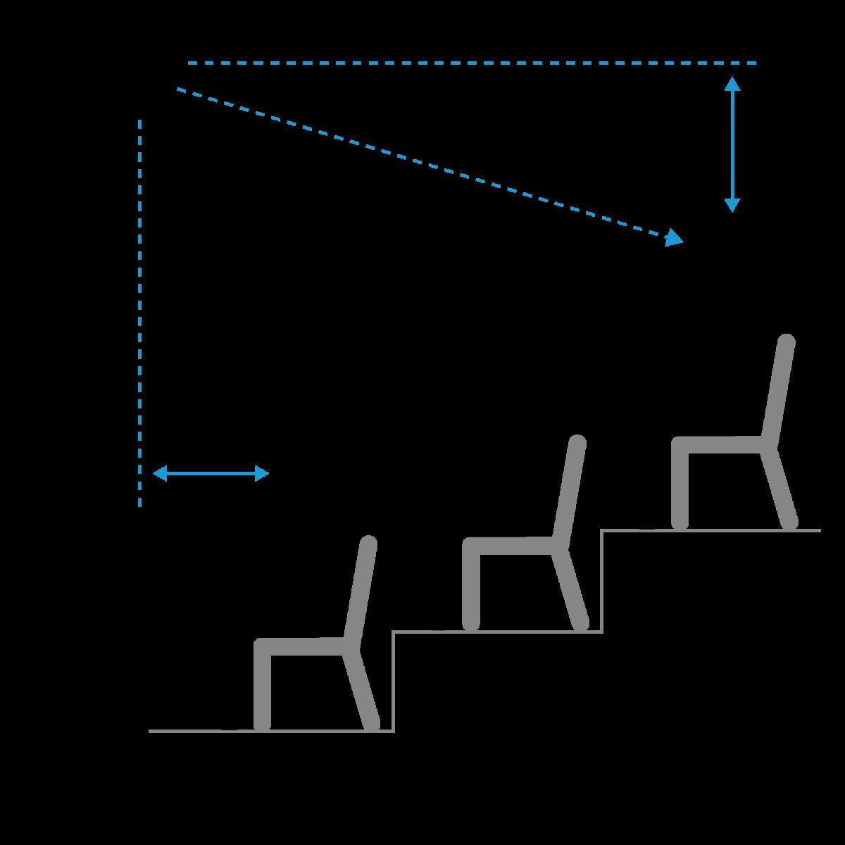 Choir microphone diagram for choir