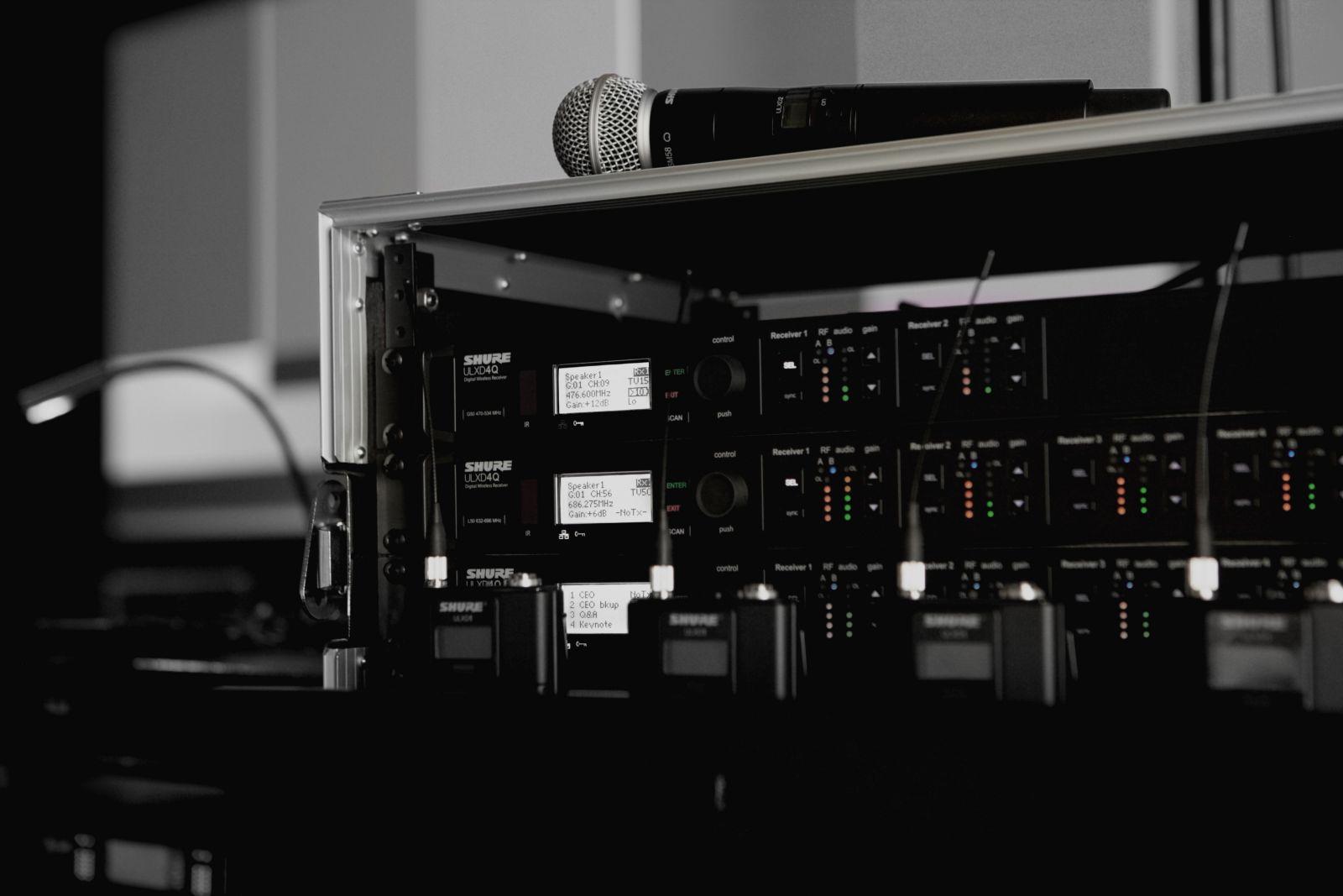 Shure GLXD4 Digital Wireless System