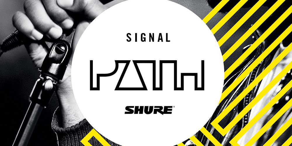 Announcing the 'Shure Signal Path' Podcast Series
