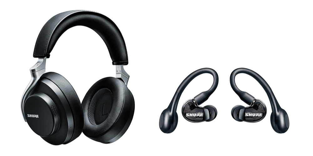 Shure Announces Upcoming Campaign With Adam Levine To Launch New AONIC Line Of Wireless Noise-Cancelling Headphones And True Wireless Earphones